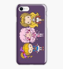 Lil' CutiEs - Eighties Ladies iPhone Case/Skin