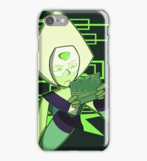 Gamer Dorito (Peridot) iPhone Case/Skin