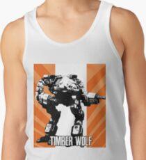 MechWarrior - Timberwolf Tank Top
