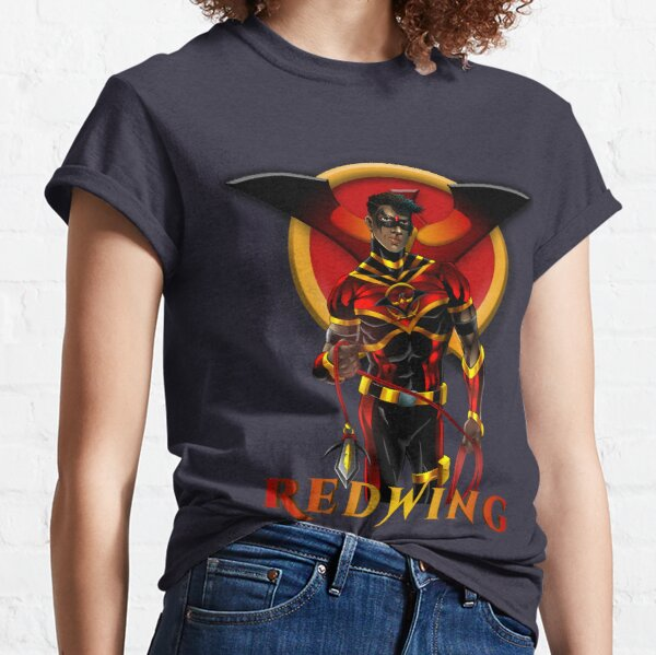 RedWing, Guardian Of New Ark City Classic T-Shirt