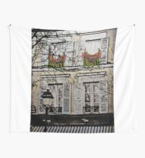 Montmartre Wall Tapestry