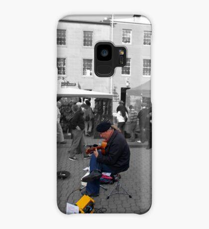 Flamenco in Salamanca - Digital Art Case/Skin for Samsung Galaxy