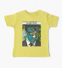 JUNGLE FEVER. Baby Tee