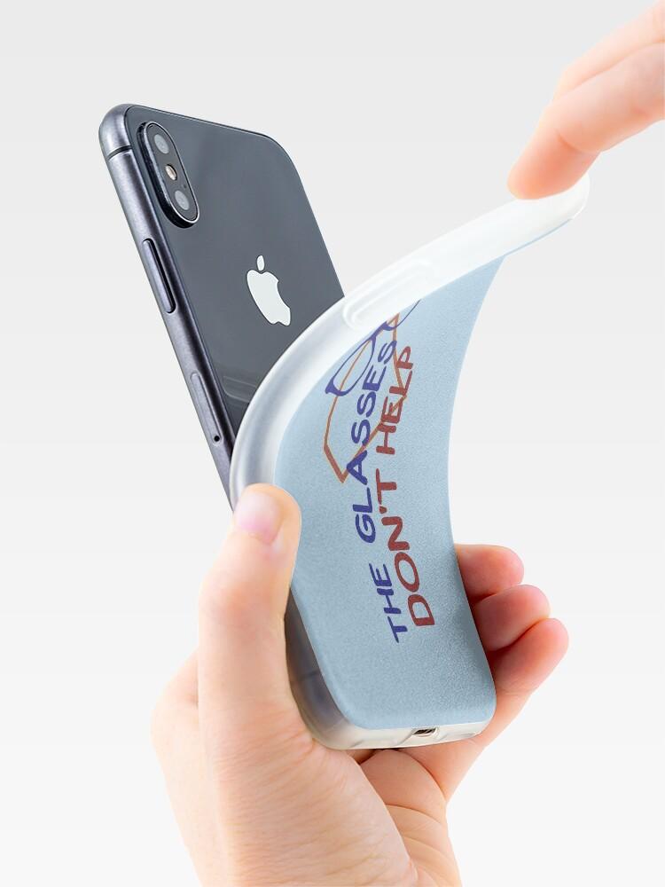 Alternative Ansicht von Oh, nein. iPhone-Hüllen & Cover