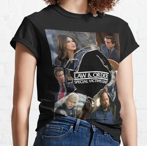 Law and Order: SVU Crack Poster Classic T-Shirt