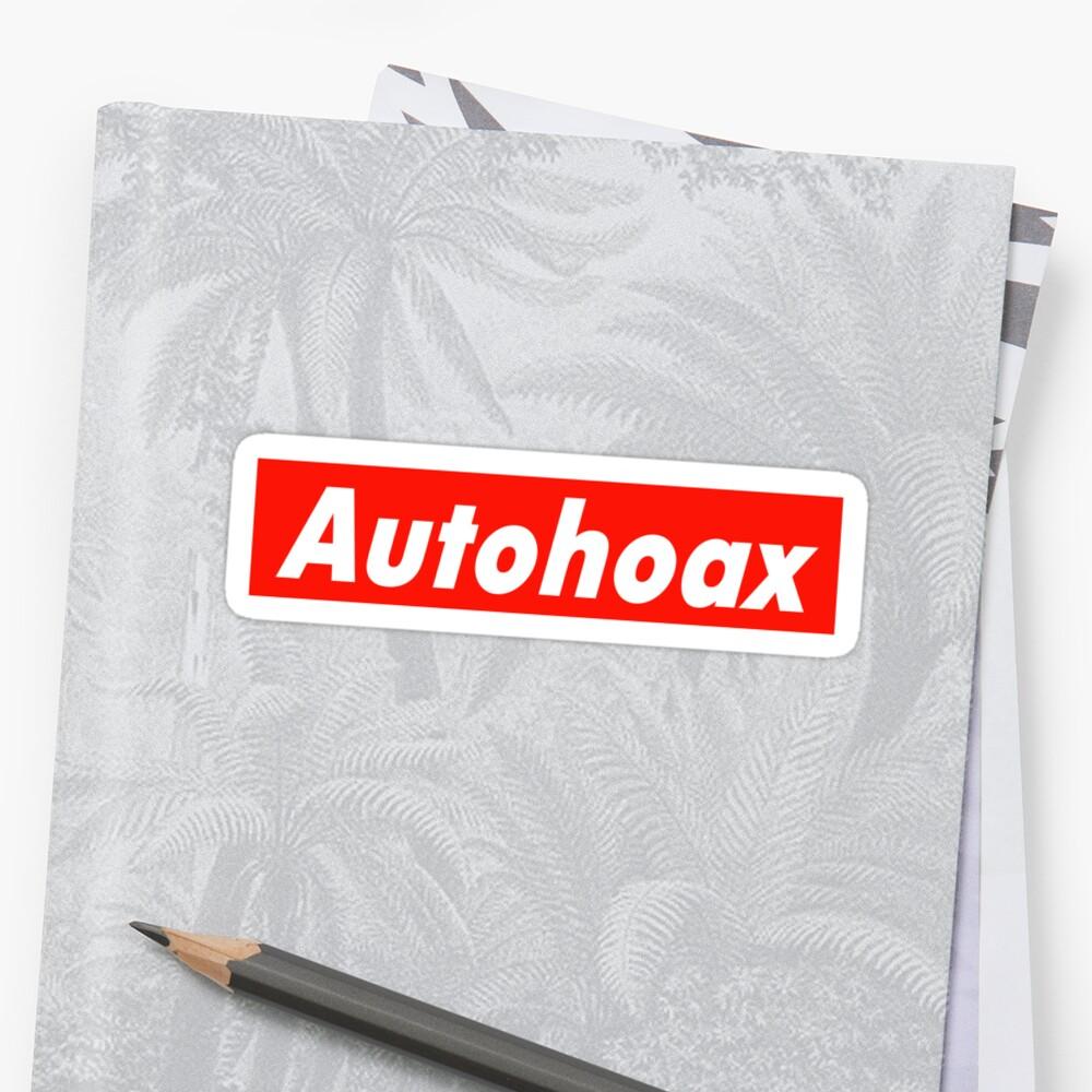 Autohoax by GLOBEXIT