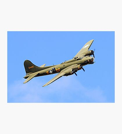 Sally B Shoreham Airshow 2014 Photographic Print