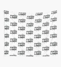 Fifth Liner Wall Tapestry