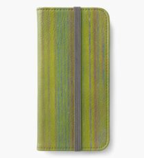 Untitled L Reworked No. 1, Series 2 iPhone Wallet/Case/Skin