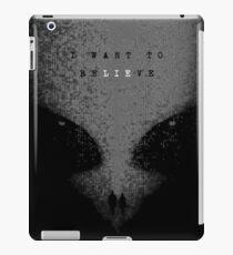 william iPad Case/Skin