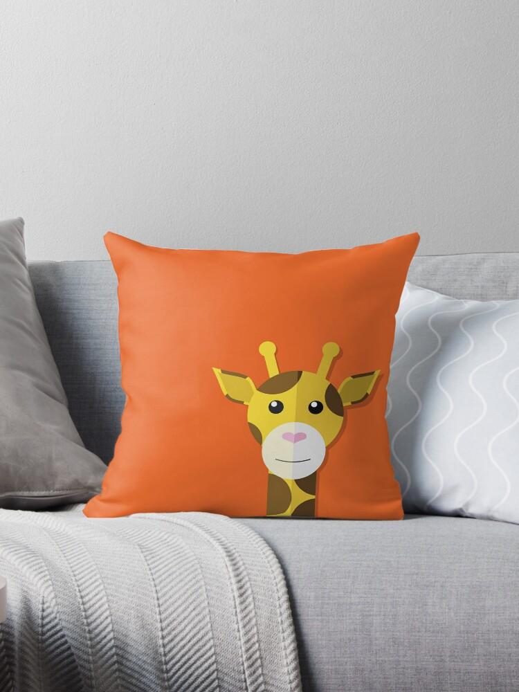 Giraffe by Crashypops