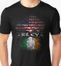 Riley - Irish-American Tree T-Shirt
