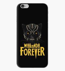 Wakanda Forever iPhone Case