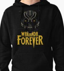 Wakanda Forever Pullover Hoodie