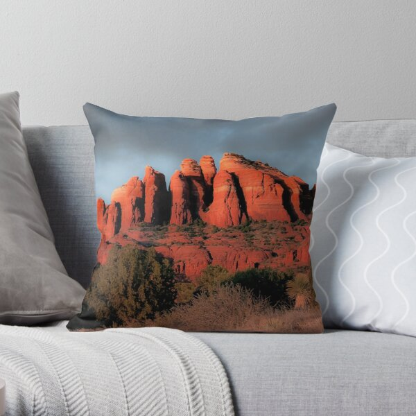 Sufficiency  Throw Pillow