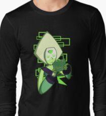 Gamer Dorito (Peridot) Long Sleeve T-Shirt