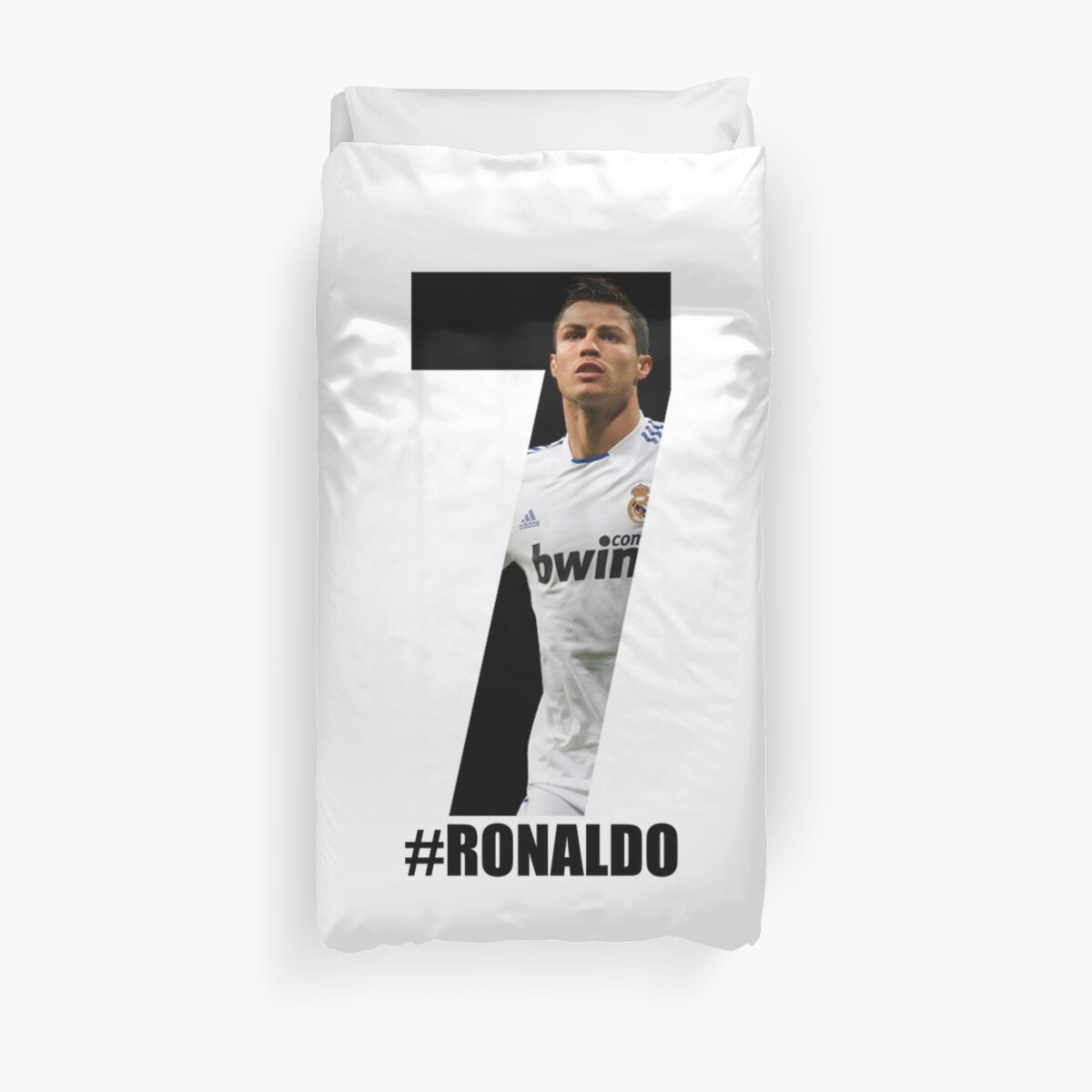 Quot Cristiano Ronaldo Quot Duvet Covers By Teesbitches Redbubble
