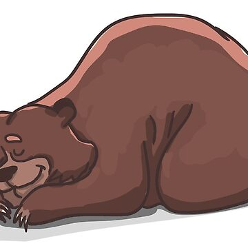Sleeping Bear by AAAlves