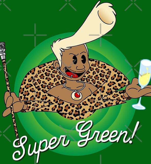 Super Green! by D4N13L