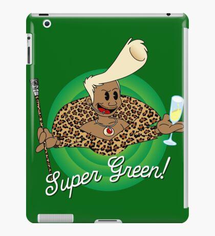 Super Green! iPad Case/Skin