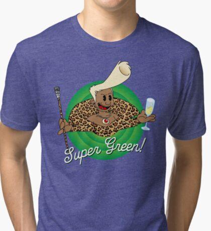 Super Green! Tri-blend T-Shirt