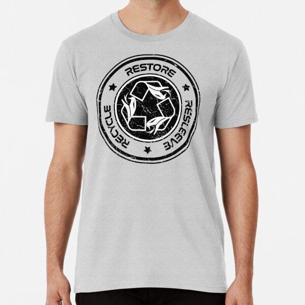 restore resleeve recycle Premium T-Shirt