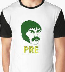 Prefontaine Cross Country und Track Running Grafik T-Shirt