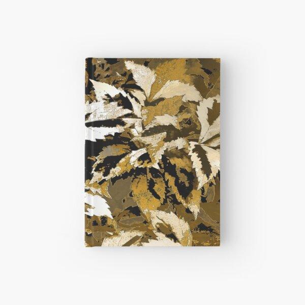 More Lovely Leaves, Sienna Hardcover Journal
