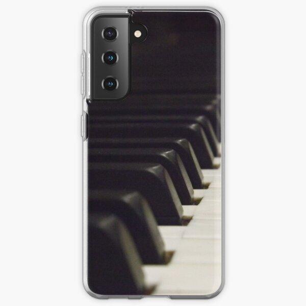 Pianoforte Samsung Galaxy Soft Case