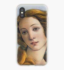 Schöne Geburt der Venus, mythische Kunst der frühen Renaissance iPhone-Hülle & Cover