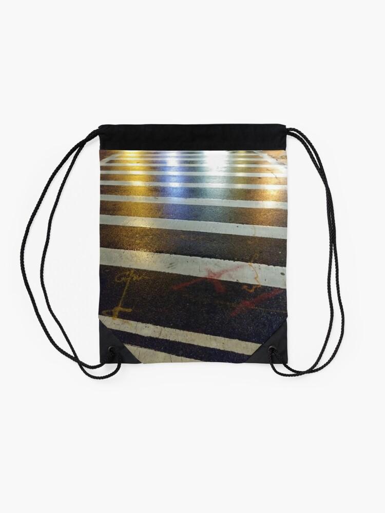 Alternate view of Reflection Drawstring Bag