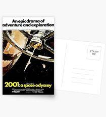 2001 Eine Odyssee im Weltraum Postkarten