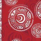 Tatou III - Ari'i Red by blackpearl003