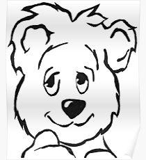 Póster Cutest Bear Ever!