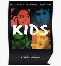 Kids 1995 Poster