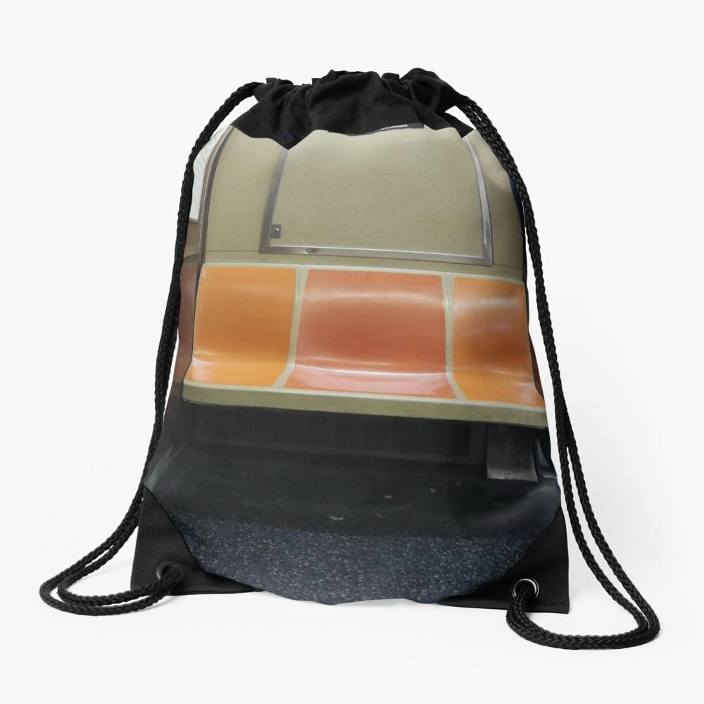 Chair Drawstring Bag