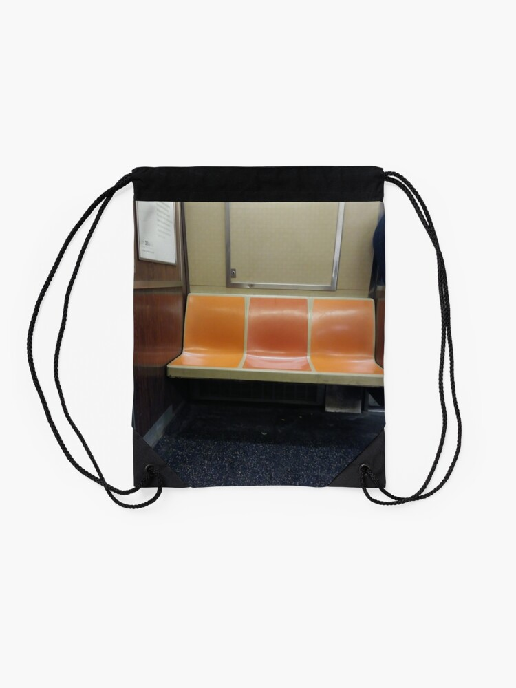 Alternate view of Chair Drawstring Bag