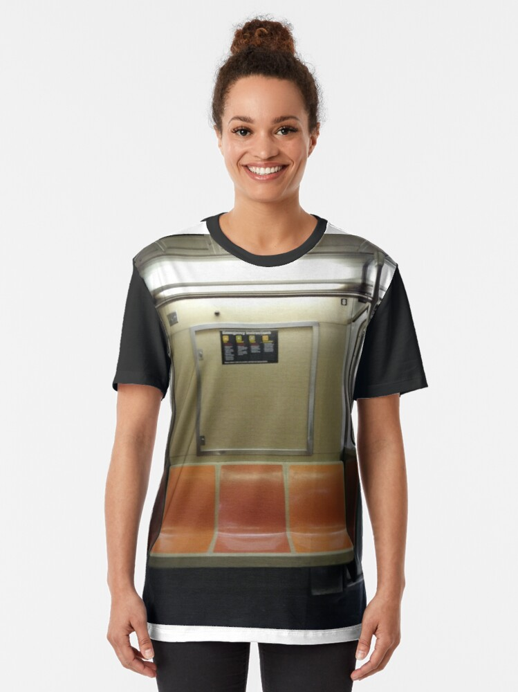 Alternate view of Chair  Graphic T-Shirt