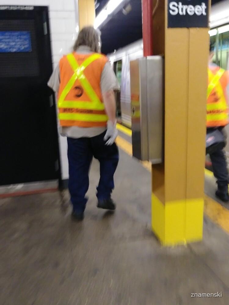 Subway by znamenski