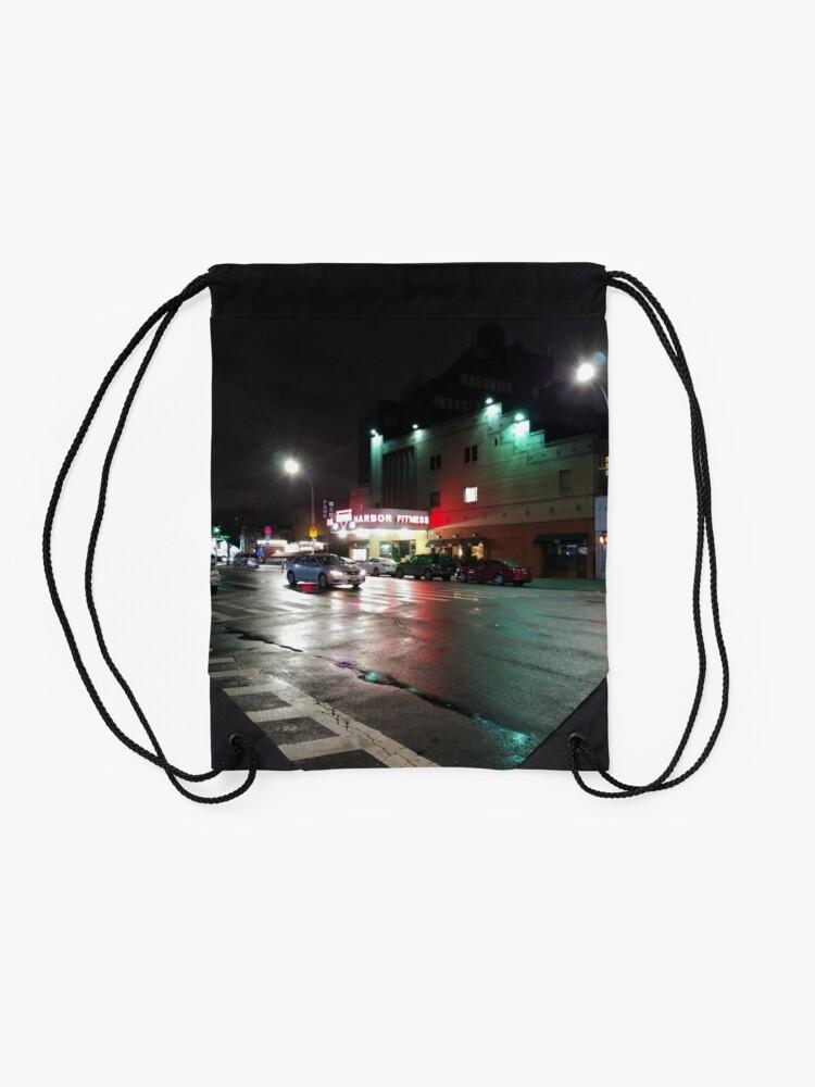 Alternate view of Street Drawstring Bag