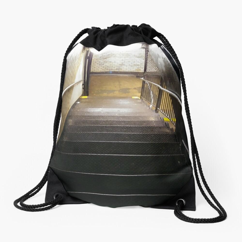 Hole Drawstring Bag