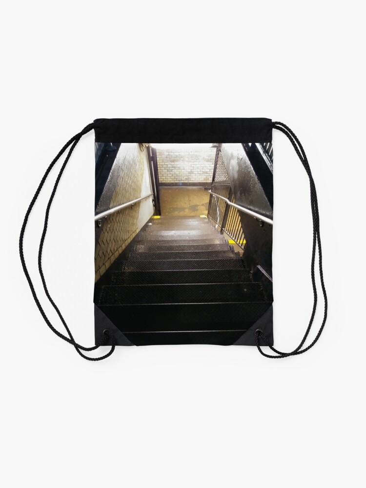Alternate view of Hole Drawstring Bag