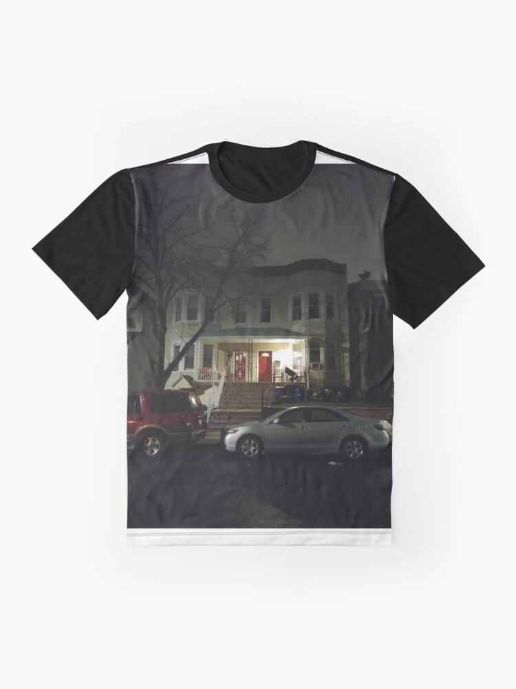 Alternate view of House Graphic T-Shirt