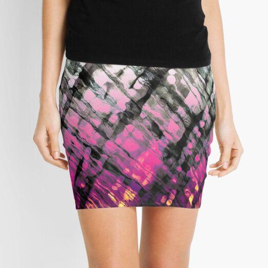 Interwoven Mini Skirt