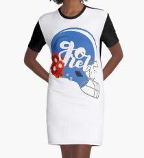 Go Rebs Graphic T-Shirt Dress