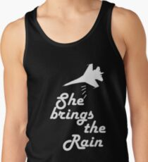 She Brings the Rain  Tank Top