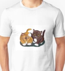 Let Go of my Ear Growls Kitten T-Shirt
