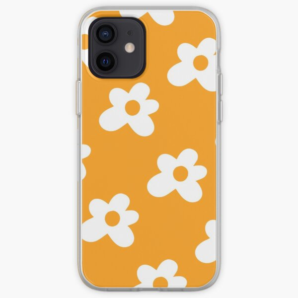 Golf le Fleur Logo Pattern Orange iPhone Soft Case