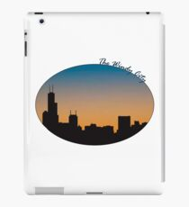 The Windy City   iPad Case/Skin