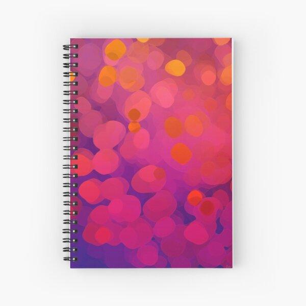 Mulberry Microcosm Spiral Notebook